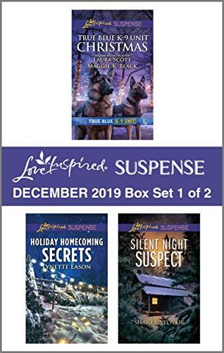 Harlequin Love Inspired Suspense December 2019 - Box Set 1 of 2 Lynette Eason, Sharee Stover