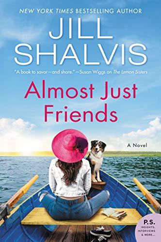 Almost Just Friends: A Novel  Jill Shalvis