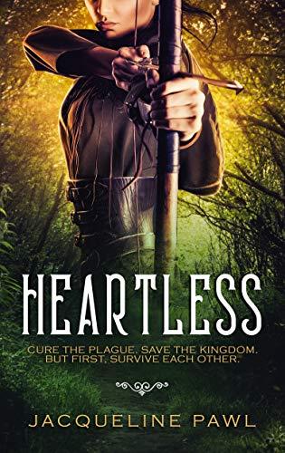 Heartless (A Born Assassin Book 2)   Jacqueline Pawl