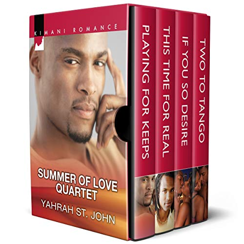 Summer of Love Quartet Yahrah St. John