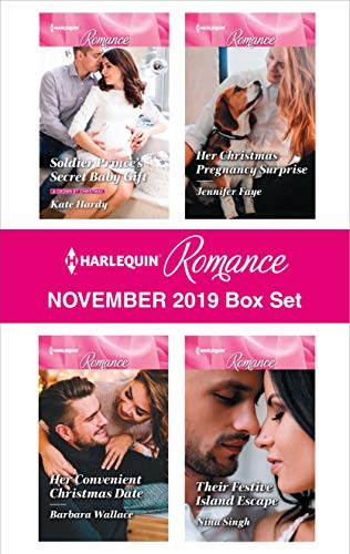Harlequin Romance November 2019 Box Set  Kate Hardy, Jennifer Faye, Barbara Wallace, Nina Singh
