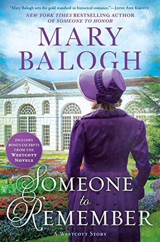 Someone to Remember (The Westcott Series Book 7)  Mary Balogh
