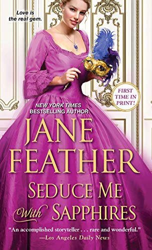 Seduce Me with Sapphires (The London Jewels Trilogy Book 2)   Jane Feather
