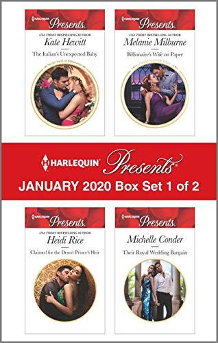 Harlequin Presents - January 2020 - Box Set 1 of 2 Kate Hewitt, Heidi Rice , et al.