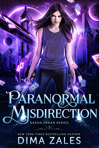 Paranormal Misdirection (Sasha Urban Series Book 5)  Dima Zales