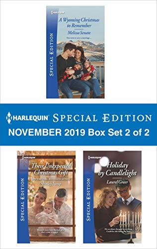 Harlequin Special Edition November 2019 - Box Set 2 of 2  Melissa Senate, Shirley Jump, Laurel Greer