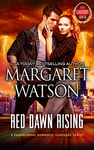 Red Dawn Rising (The Four Book 4)  Margaret Watson