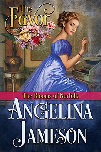 The Favor: The Blooms of Norfolk   Angelina Jameson