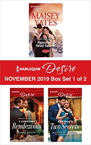 Harlequin Desire November 2019 - Box Set 1 of 2 Maisey Yates, Karen Booth, Katherine Garbera