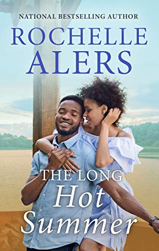 The Long Hot Summer (The Blackstones of Virginia)  Rochelle Alers