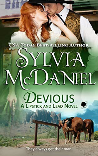 Devious (Lipstick and Lead Book 8)  Sylvia McDaniel