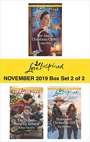 Harlequin Love Inspired November 2019 - Box Set 2 of 2: An Anthology  Leigh Bale, Jolene Navarro, Kat Brookes