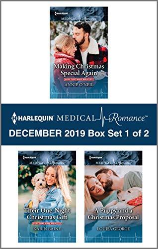 Harlequin Medical Romance December 2019 - Box Set 1 of 2  Annie O'Neil, Karin Baine, Louisa George