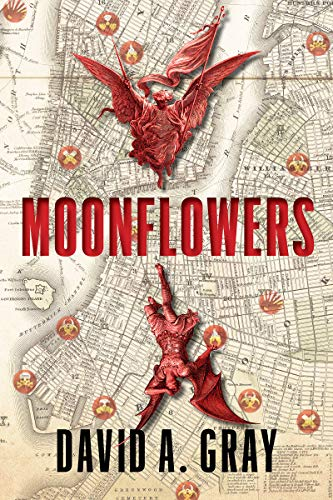 Moonflowers (Armageddon-Lite Book 1)  David A. Gray