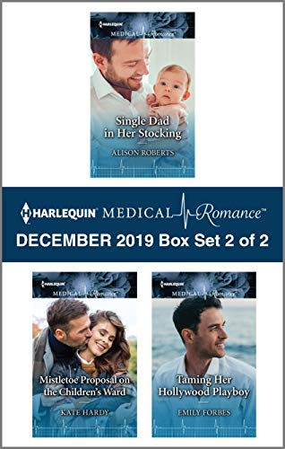 Harlequin Medical Romance December 2019 - Box Set 2 of 2  Alison Roberts, Kate Hardy, Emily Forbes