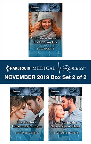 Harlequin Medical Romance November 2019 - Box Set 2 of 2 Tina Beckett, Meredith Webber, Charlotte Hawkes