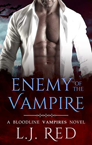 Enemy Mate: Bloodline Warriors: Shadow  L.J. Red