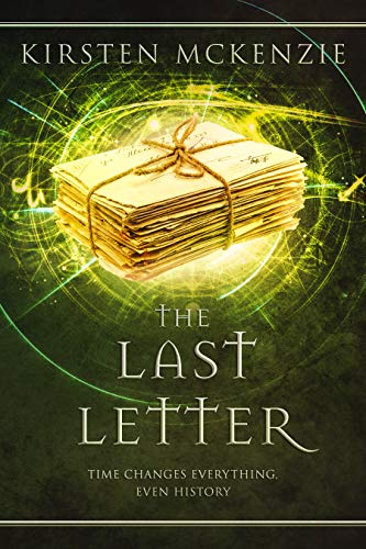 The Last Letter (The Old Curiosity Shop Book 2)  Kirsten McKenzie