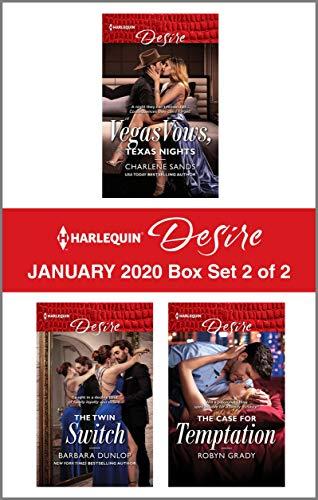 Harlequin Desire January 2020 - Box Set 2 of 2 Charlene Sands, Barbara Dunlop, et al.