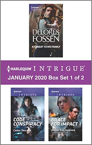 Harlequin Intrigue January 2020 - Box Set 1 of 2 Delores Fossen, Carol Ericson, et al.
