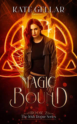 Magic Bound: Paranormal Romance (Irish Rogue Series Book 2)  Kate Gellar