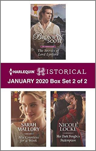Harlequin Historical January 2020 - Box Set 2 of 2  Bronwyn Scott, Sarah Mallory, et al.
