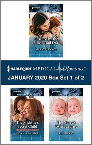 Harlequin Medical Romance January 2020 - Box Set 1 of 2 Marion Lennox, Fiona McArthur, et al.