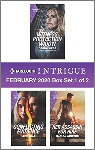 Harlequin Intrigue February 2020 - Box Set 1 of 2  Debra Webb, Lena Diaz, Danica Winters