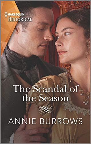 The Scandal of the Season  Annie Burrows