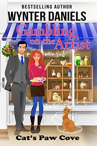 Gambling on the Artist (Cat's Paw Cove Book 3)  Wynter Daniels