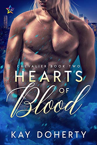 Hearts of Blood (Chevalier Book 2)  Kay Doherty