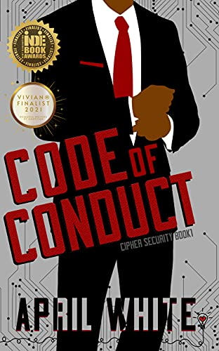 Code of Conduct (Cipher Security Book 1) Smartypants Romance, April White