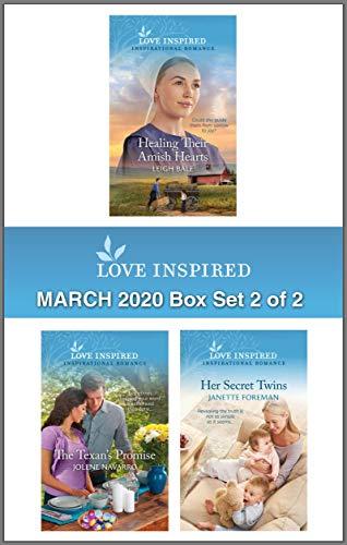 Harlequin Love Inspired March 2020 - Box Set 2 of 2: An Anthology  Leigh Bale , Jolene Navarro, et al.