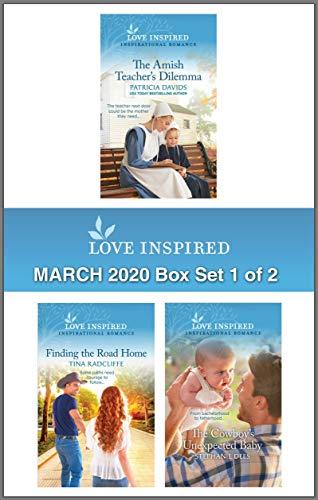 Harlequin Love Inspired March 2020 - Box Set 1 of 2: An Anthology Patricia Davids, Tina Radcliffe, et al.