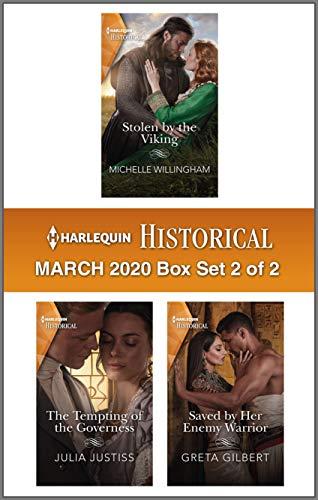 Harlequin Historical March 2020 - Box Set 2 of 2 Michelle Willingham, Julia Justiss, et al.