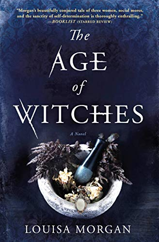 The Age of Witches: A Novel  Louisa Morgan