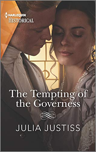 The Tempting of the Governess (The Cinderella Spinsters Book 2)  Julia Justiss