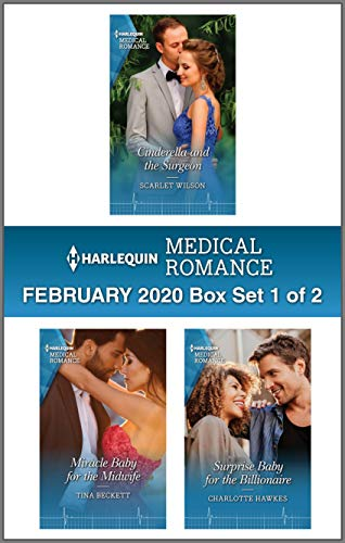 Harlequin Medical Romance February 2020 - Box Set 1 of 2  Scarlet Wilson, Tina Beckett, et al.
