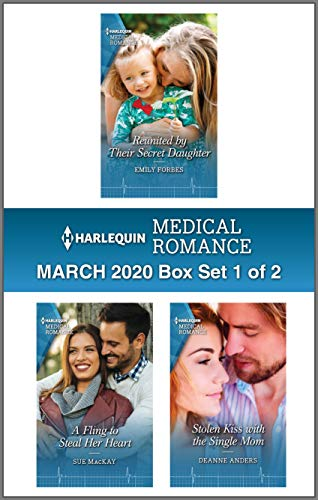 Harlequin Medical Romance March 2020 - Box Set 1 of 2  Emily Forbes , Sue MacKay, et al.