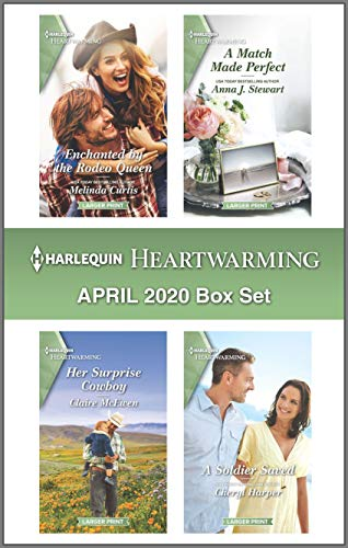 Harlequin Heartwarming April 2020 Box Set  Melinda Curtis, Anna J. Stewart, et al.