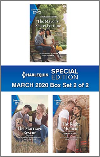 Harlequin Special Edition March 2020 - Box Set 2 of 2 Judy Duarte, Shirley Jump, et al.