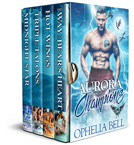 Aurora Champions : Paranormal Dating Agency  Ophelia Bell