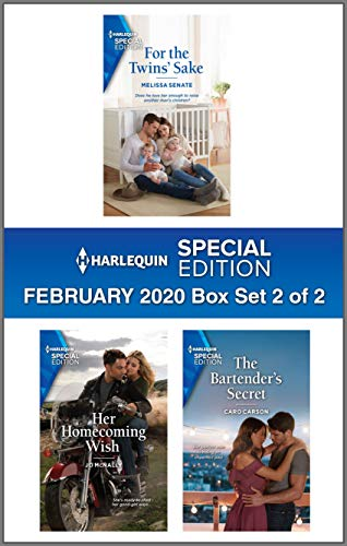 Harlequin Special Edition February 2020 - Box Set 2 of 2 Melissa Senate , Jo McNally, et al.