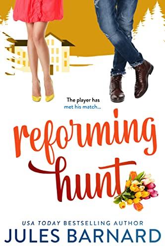 Reforming Hunt (Cade Brothers Book 4)   Jules Barnard
