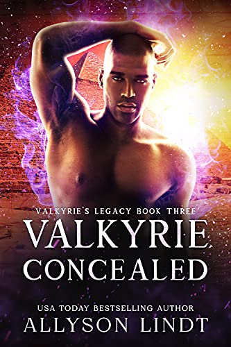Valkyrie Concealed (Valkyrie's Legacy Book 3)   Allyson Lindt