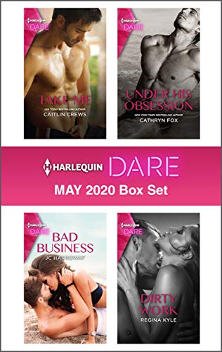 Harlequin Dare May 2020 Box Set  Caitlin Crews, JC Harroway , et al.