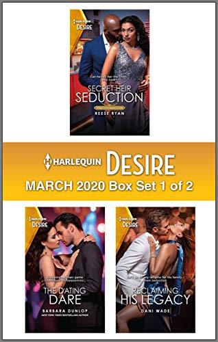 Harlequin Desire March 2020 - Box Set 1 of 2   Reese Ryan, Barbara Dunlop, et al.
