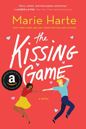 The Kissing Game Marie Harte