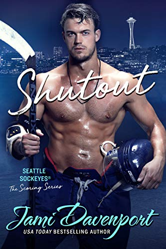 Shutout: A Seattle Sockeyes Puck Brothers Novel (The Scoring Series Book 1)  Jami Davenport