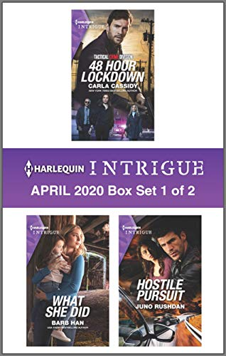 Harlequin Intrigue April 2020 - Box Set 1 of 2  Carla Cassidy , Barb Han, et al.